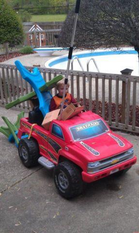 Chevy Power Wheels >> Power Wheel Chevy Silverado