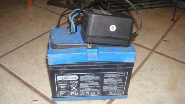 Power Wheels Battery - with Charger