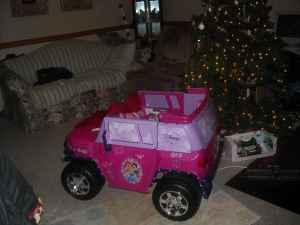 power wheels Disney Princess Powered FJ Cruiser LIKE