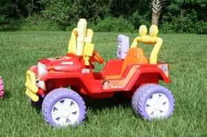 Power Wheels Dora the Explorer Jeep - $50 (North Port)
