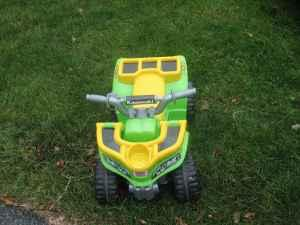 Power Wheels Kawasaki - $55 (Thomasville Pa)