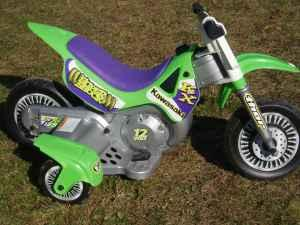 Power Wheels Kawasaki Dirt Bike Paxton Ma For Sale In