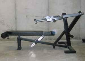 Power tec leverage press campbellsport for sale in milwaukee wisconsin classified Leverage bench press
