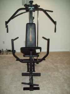 powerhouse home gym by impex locust grove for sale in fredericksburg virginia classified. Black Bedroom Furniture Sets. Home Design Ideas