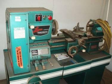POWERMATIC LOGAN LATHE 14 X 40