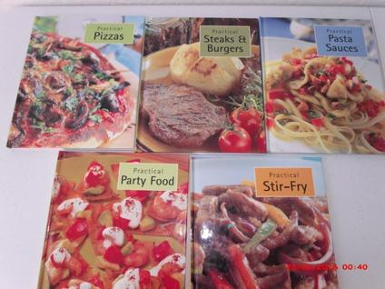 Practical Series Cookbooks by P3 Publishing Everyday