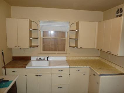 Pre 1950 39 s metal kitchen cabinets lyon metal products for 1950s kitchen cabinets for sale