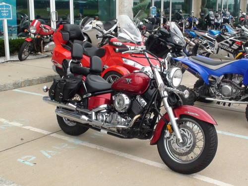 Pre owned 2007 yamaha v star classic motorcycle for sale for Yamaha motorcycles nj