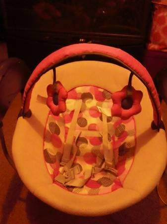 Pre-Owned Graco Baby Girl Swing - $75