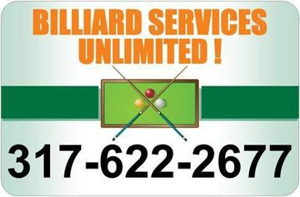Precision Pool Table Moving And Installation Indiana
