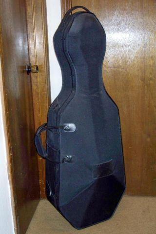 PRELUDE 34 CELLO CASE --- LOCAL SALE ONLY