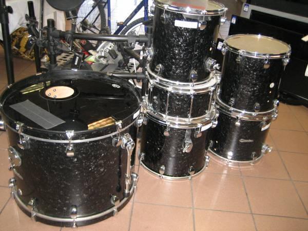premier drum set for sale in henderson delaware classified. Black Bedroom Furniture Sets. Home Design Ideas