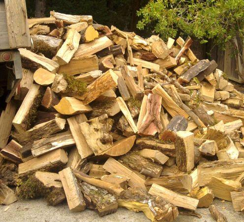 PREMIUM BLACK OAK FIREWOOD FOR SALE (Mendocino County)