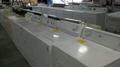 Preowned Washer and Dryer Sets from $398