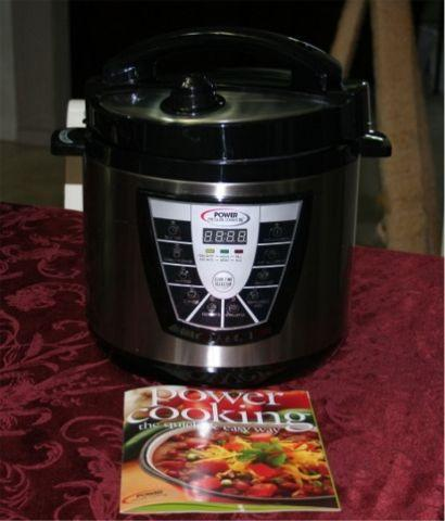 Pressure Cooker Power XL as seen on TV....