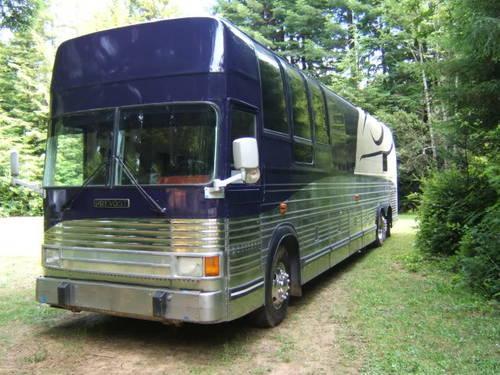 Prevost Tour Bus For Sale In Crescent City California