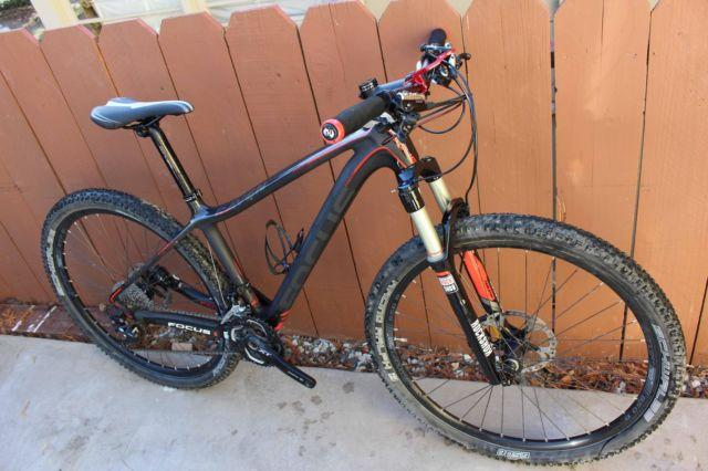 Price drop! Like new Focus Raven 27R XC race rig size
