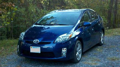 Berglund Used Cars >> PRICE REDUCED!! 2010 TOYOTA PRIUS - PACKAGE V for Sale in ...
