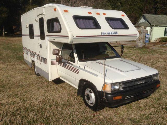 Beautiful 1992 Toyota Winnebago Warrior 22FT Motorhome For Sale In Gulfport MS
