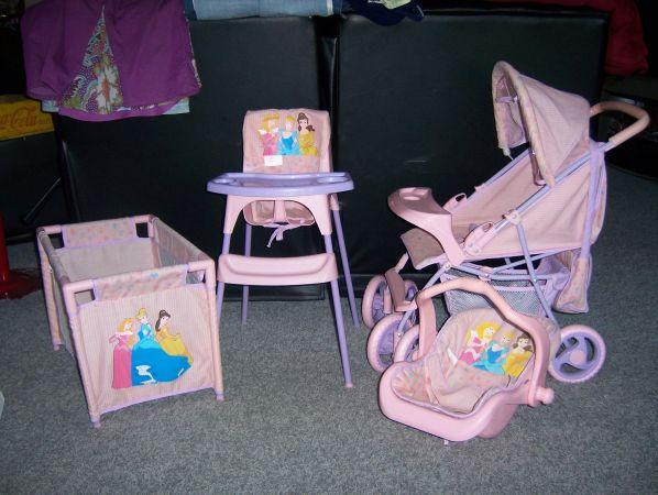 Baby Doll Nursery Sets
