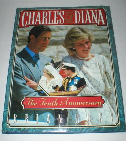 Princess Diana & Charles Tenth Anniversary - First