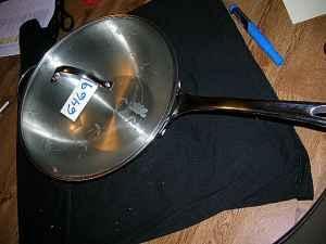 Princess house frying pan