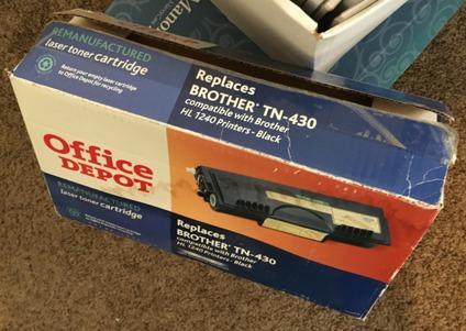 Printer Laser Toner Cartridges For Sale