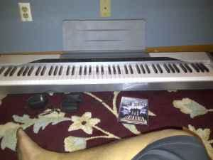 Privia PX-310 88-key keyboard! - $500 (Binghamton)