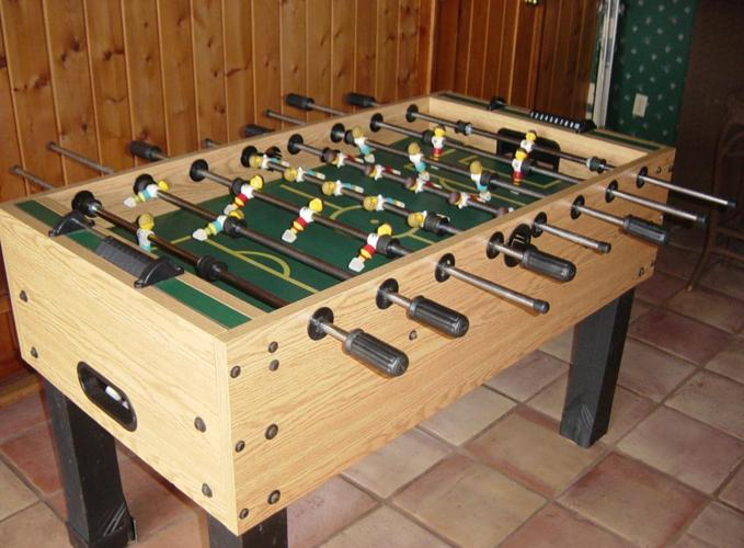 Highland Games Foosball Table For Sale In North Carolina Classifieds - Highland games foosball table