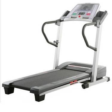 treadmill manual york z18