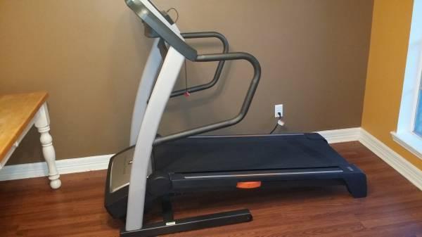 sideways can you treadmill walk a on