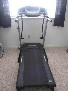 Pro Form Crosswalk 397 Treadmill Like New For Sale In