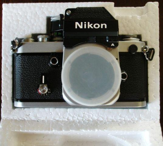 Pro NIKON F2 Film Camera & Accessories-Mint with Boxes!
