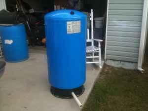 Pro Source Steel Pressure Tank Waycross Ga For Sale