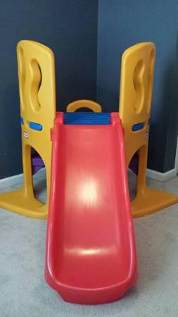 PROCE REDUCED  Little Tikes Hide  Slide Climber