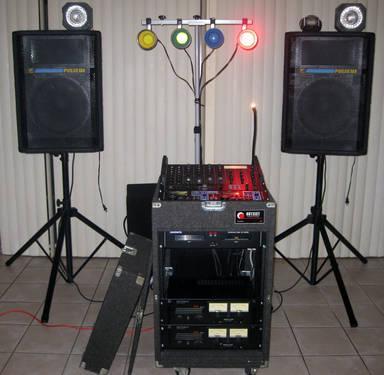 professional mobile dj sound system for sale in jacksonville florida classified. Black Bedroom Furniture Sets. Home Design Ideas