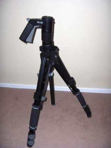 Professional Tripod SLIK 212AF Video/Photo
