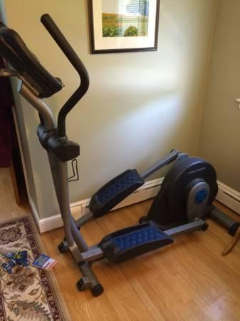 Used Elliptical For Sale >> Proform 490 LE Elliptical Trainer - for Sale in ...