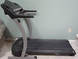 ProForm 760 EKG Treadmill-- used