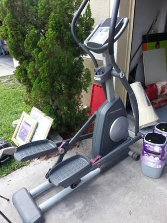 Proform stride climber 490 elliptical - $175