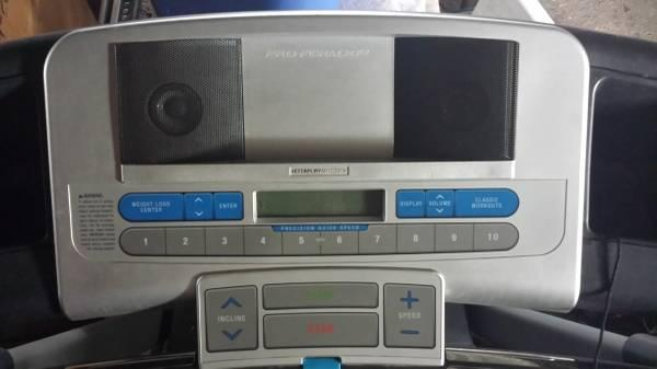 proform XP 620 treadmill - for Sale in Waco, Texas Classified ...