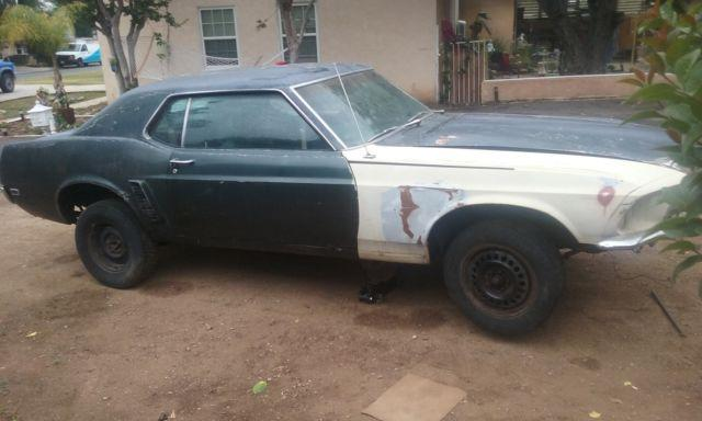 project 1969 mustang 1969 ford mustang classic car in yucaipa ca 4427344472 used cars on. Black Bedroom Furniture Sets. Home Design Ideas