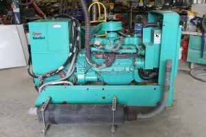 Propane Generator 35KW like new - $6500 Cartersville, VA