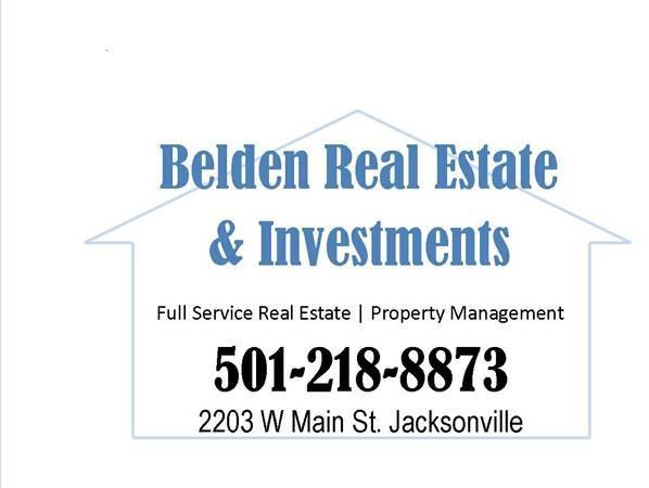Property Management Jacksonville Ar