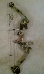 PSE Baby G Force Bow plus EXTRAS - $400 (Seymour, TN)