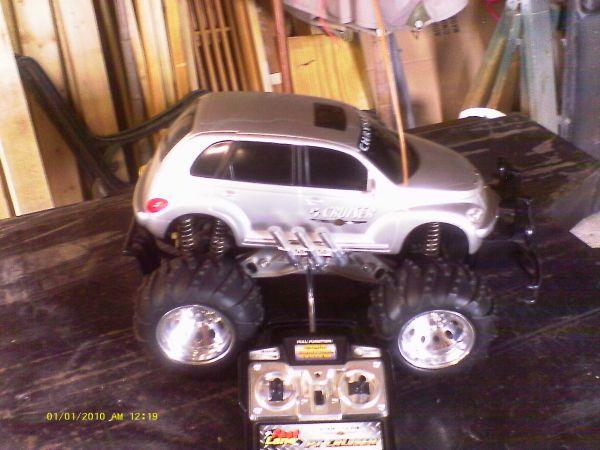Pt Cruiser Rc Car 25 Slatington