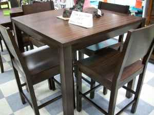 Pub Style Kitchen Table And 4 Tall Chairs Hillview Ky