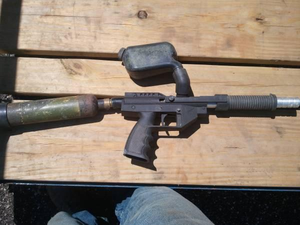 Pump Action Paintball Gun - for Sale in Edgerton ...