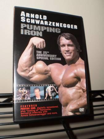 Pumping Iron 25th Anniversary Edition - $5