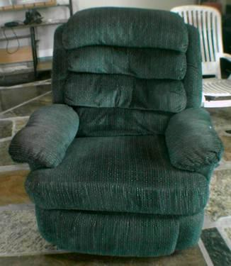 Put You To sleep Rocker Recliner For sale.